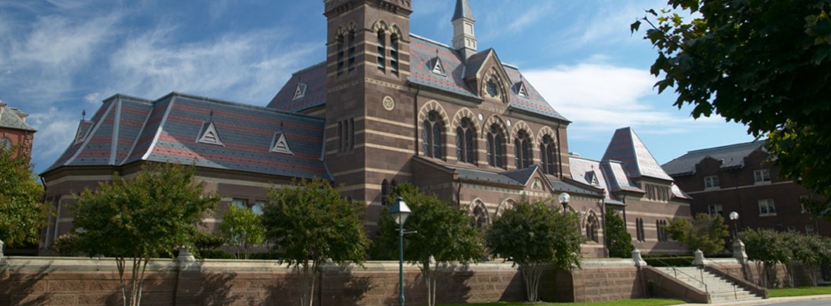 Gallaudet University chapel