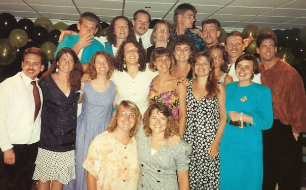 Senior Trip, Spring 1992